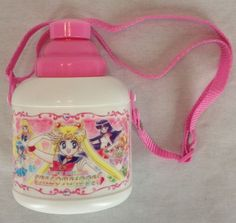 Sailor Moon Live PGSM Drink Bottle for Bento Lunch