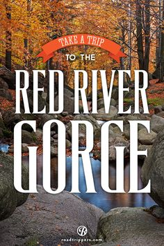 A favorite weekend spot among Kentuckians for decades Red River Gorge is a glimpse of unadulterated Kentucky.