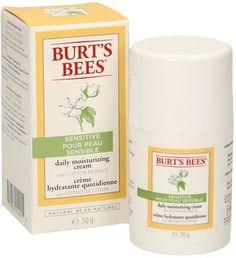 Burt's Bees Crème de Jour Sensitive, 50 g   Ecco Verde
