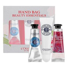 In gift bag for bridesmaids  L'Occitane Hand Bag Beauty Essentials: Shop Gift & Value Sets | Sephora