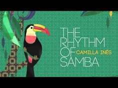 Camilla Ines - The Rhythm of Samba - New EP 2015