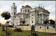 Eger; Főszékesegyház, 1917