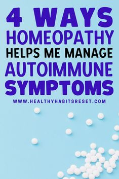 I never expected homeopathy to be such a huge help for my autoimmune issues, but was pleasantly surprised when I found it made such a difference. #homeopathyautoimmunedisease #homeopathicremedies #naturalremediesautoimmunedisease Celiac Disease Treatment, Celiac Disease Diagnosis, Autoimmune Disease Awareness, Thyroid Disease, Thyroid Health, Essential Oils Rheumatoid Arthritis, Exercise For Rheumatoid Arthritis