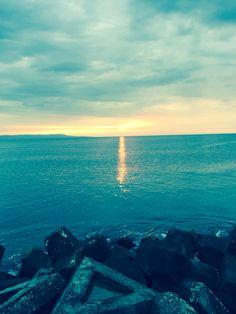 Sunset Pomorie