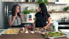 Alex et Gen vous prépare dans cette vidéo de minutes futées des bouchées de pain de viande à la plaque Meal Planning, Yummy Food, Yummy Recipes, Healthy Living, Food And Drink, Nutrition, Meals, Cooking, Camille