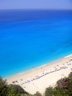 I ♥ Greece - Lefkada - Egremni beach