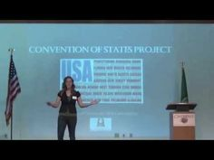 THE CONVENTION OF STATES; YOUNG AMERICANS PROJECT TO REIGN IN AMERICAS RUNAWAY GOVERNMENT. Overview of the COS Project at Washington Freedom Summit