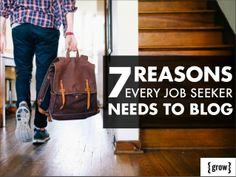 How to find a job with your blog - Schaefer Marketing Solutions: We Help Businesses {grow}