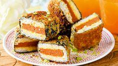 Crispy Spam Musubi Hawaiian Food RecipesSPAM