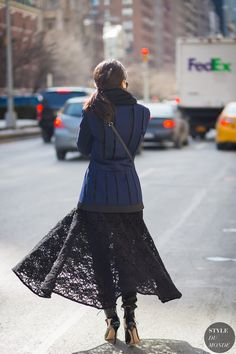 Street Style   Lainy Hedaya