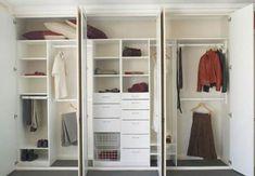 built-in wardrobes