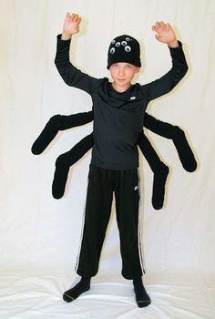 Hallo Eltern Spinnenkostüm