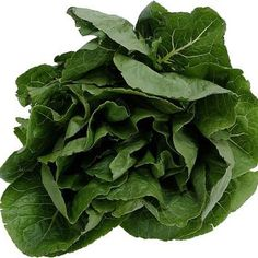 Leafy green vegetables are among the best foods for someone with low iron.