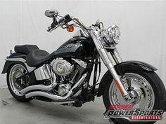 2010 Harley-Davidson� FLSTF Softail� Fat Boy�