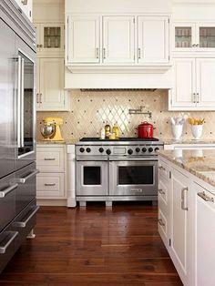 Wood Flooring Ideas for Kitchen