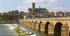 Nevers, Nièvre, France