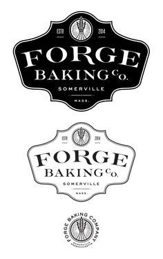 Logo / Forge / badge