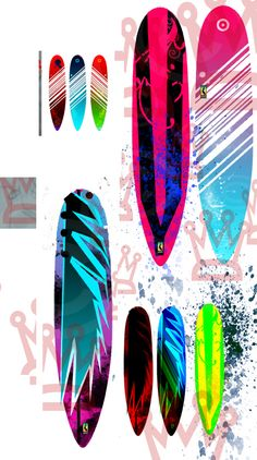Yolo Boards      Paddle board graphics.