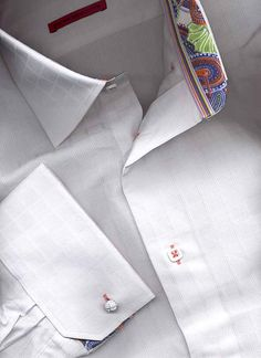 Mens Dress Shirts French Cuff and Designer French Cuff Dress Shirts For Men from Luchiano Visconti, Ben Sherman and more. Dress Shirt And Tie, Mens Fashion 2018, Mens Designer Shirts, French Cuff Dress Shirts, Club Shirts, Men's Outfits, Men's Wardrobe, Formal Shirts, Goa