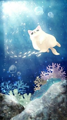 New dogs drawing beautiful Ideas Cat Wallpaper, Wallpaper Backgrounds, Image Deco, Cat Drawing, Crazy Cats, Cat Art, Cute Cats, Fantasy Art, Illustration Art