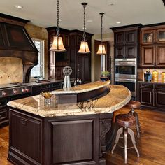 Traditional Kitchen Photos Granite Countertops Design, Pictures, Remodel, Decor and Ideas - page 19