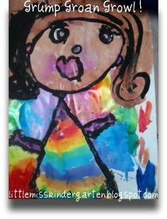 Little Miss Kindergarten - Lessons from the Little Red Schoolhouse!: Let's Talk Art!