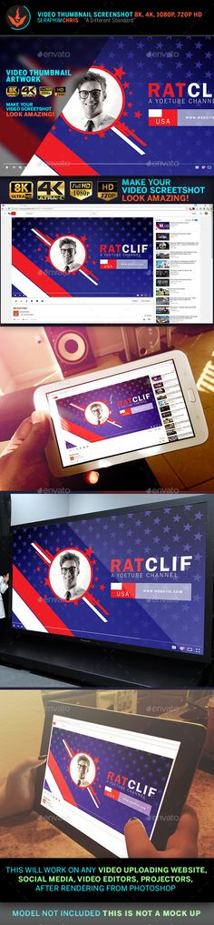 Political YouTube Video Thumbnail Screenshot Template 9  Download Here : https://graphicriver.net/item/political-youtube-video-thumbnail-screenshot-template-9/17168933?ref=iDoodle