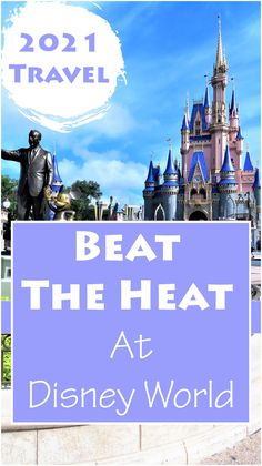 Learn how to stay cool at Disney World Florida! Disney World Vacation, Disney Cruise Line, Disney Vacations, Disney Travel, Disney World Tips And Tricks, Disney Tips, Disney With A Toddler, Adventures By Disney, Disney Facts