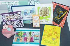 JanasBastelecke: Happy Mail und kleine Dankeschöns