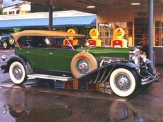 1934 Duesenberg Model J Murphy Dual Cowl Phaeton ★。☆。JpM ENTERTAINMENT ☆。★。