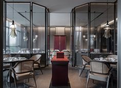CCD have recently completed their newest hotel interior project for the HUALUXE Xi'an Hi-Tech Zone. Many designs are superficially appealing, Shenzhen, Hotel Branding, The Doors, Design Hotel, Zen, Construction Firm, Glass Brick, Lounge, Luxury Furniture Brands