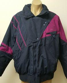 128c168874b Vintage PENDLETON Jacket Tartan Plaid 1980 s Green and Navy Blue EUC Size  Medium
