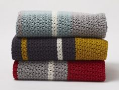 knit blankets from coyuchi #sale #organiccotton