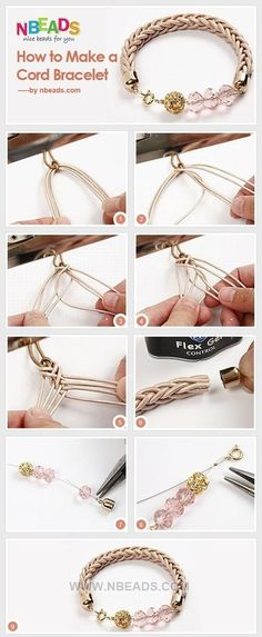 Leather Jewelry Hand Made jewelry branding how to make. Leather Jewelry, Leather Cord, Wire Jewelry, Jewelry Crafts, Beaded Jewelry, Jewelery, Jewelry Rings, Diamond Jewelry, Pandora Jewelry