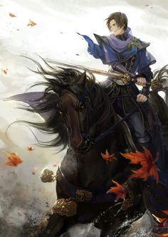 Cao Pi - Dynasty Warriors