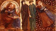"""New artwork for sale! - """" Rossetti Dante Gabriel Paolo And Francesca   by Dante Gabriel Rossetti """" - http://ift.tt/2pp8vJX"""