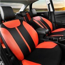 Best Selling Classic Designed Embroidered Plush Five Seats Cover Set ...