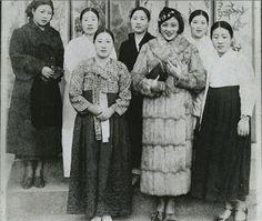 korean women fashion 1940's에 대한 이미지 검색결과