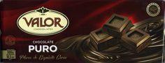 Chocolate puro 52% cacao - Producto