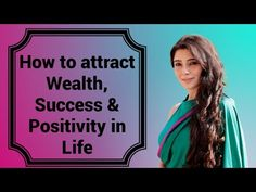 How to attract Wealth, Success & Positivity in life | Dr. Jai Madaan - YouTube Positive Life, Wealth, Attraction, Life Is Good, Remedies, Success, Positivity, Youtube, Home Remedies