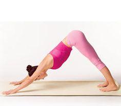El yoga es un excelente ejercicio para quemar grasa ya que se trabaja sosteniendo el propio peso del cuerpo