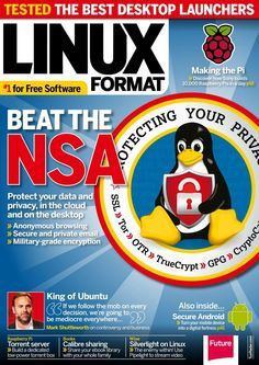 Linux Format 182. Beat the NSA.