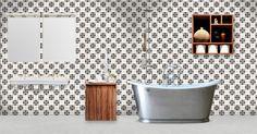 Eva Klíčová room at Neybers Bathtub, Interior Design, Bathroom, Standing Bath, Nest Design, Washroom, Bathtubs, Home Interior Design, Bath Tube