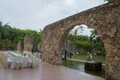 This could be the spot for your cocktail hour and reception! #DreamsPuntaCana #DominicanRepublic #Destinationwedding