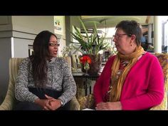 """Xtraordinary Women Helderberg Chapter interviews Pontsho Manzi about her talk """"The Power of the Vision"""". Interviewed by Helderberg Chapter Leader Erika Kruger from SomaSense Therapeutic Massage. Guest Speakers, Erika, Massage, Interview, Community, Women, Massage Therapy, Communion"""