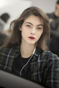 Christian Dior Spring 2016 Couture Fashion Show Beauty