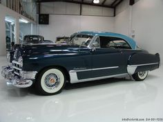 1949 Cadillac coupe DeVille 2-Door Hardtop - Visit www.schmitt.com for more details!