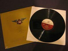 STARFLYER 59 S/T GOLD VINYL LP RECORD ON TOOTH & NAIL VG+ 1995 TNR 1030