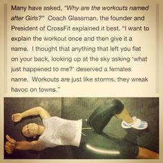 CrossFit Women - LOL too funny!