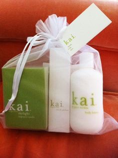 Win $261 Kai fragrance gift bag just for following www.pinterest.com... ! One lucky winner will be chosen on March 30th!